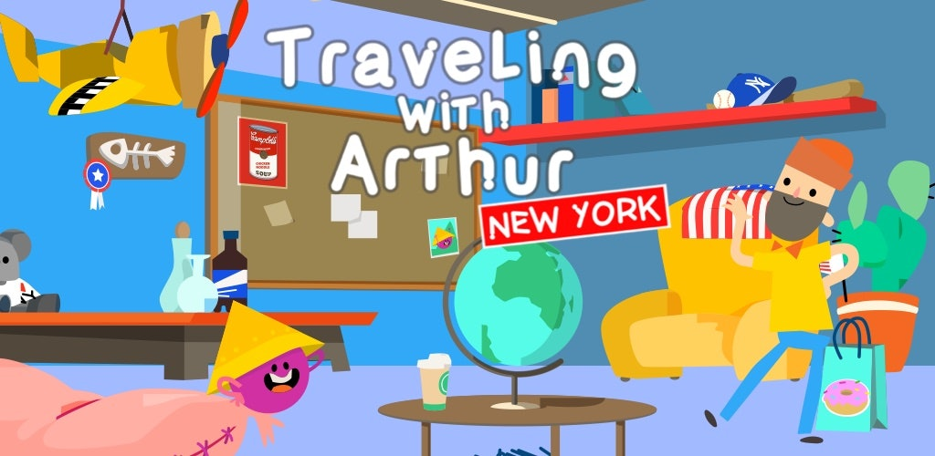 Traveling with Arthur - New York