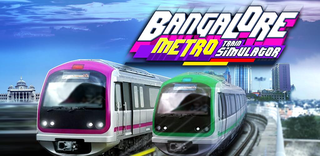 🚆Bangalore Metro Train