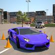 3D Driving School Yard Parking