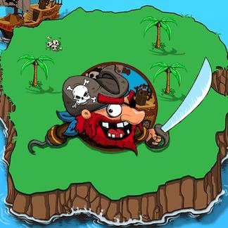 Pirate's Pillage! Aye! Aye!