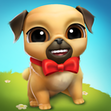 My Virtual Pet Dog 🐾 Louie the Pug