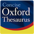 Concise Oxford Thesaurus (Andr
