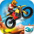 3D Xtreme Dirt Bike Race