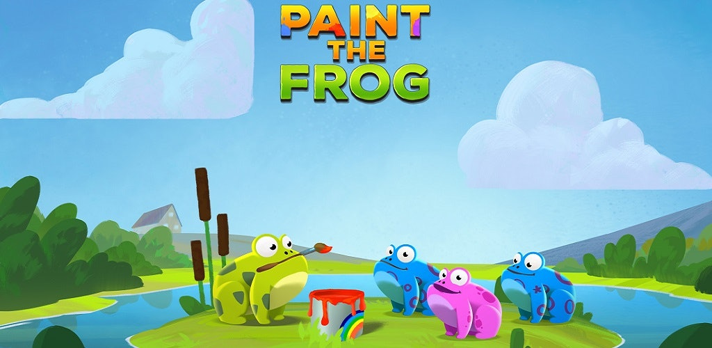 Paint the Frog
