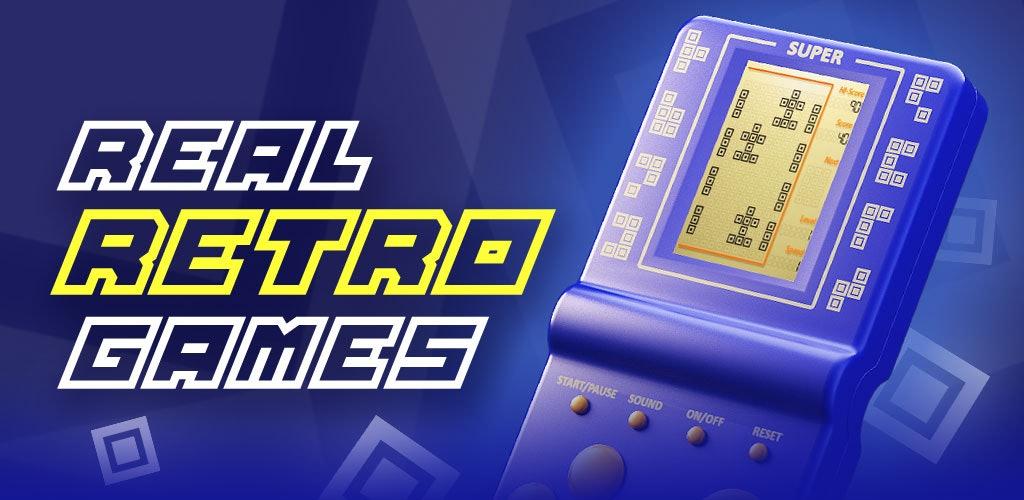 Real Retro Games